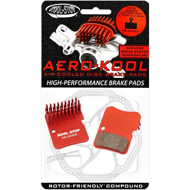 Quaxar Brake Pads for Shimano M06 BR-M965 Metal Disc Fits XT//XTR//LX//Deore//SLX
