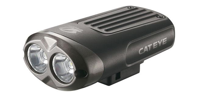 cateye nano shot plus frontlampe hl el625rc led 600 lumen. Black Bedroom Furniture Sets. Home Design Ideas