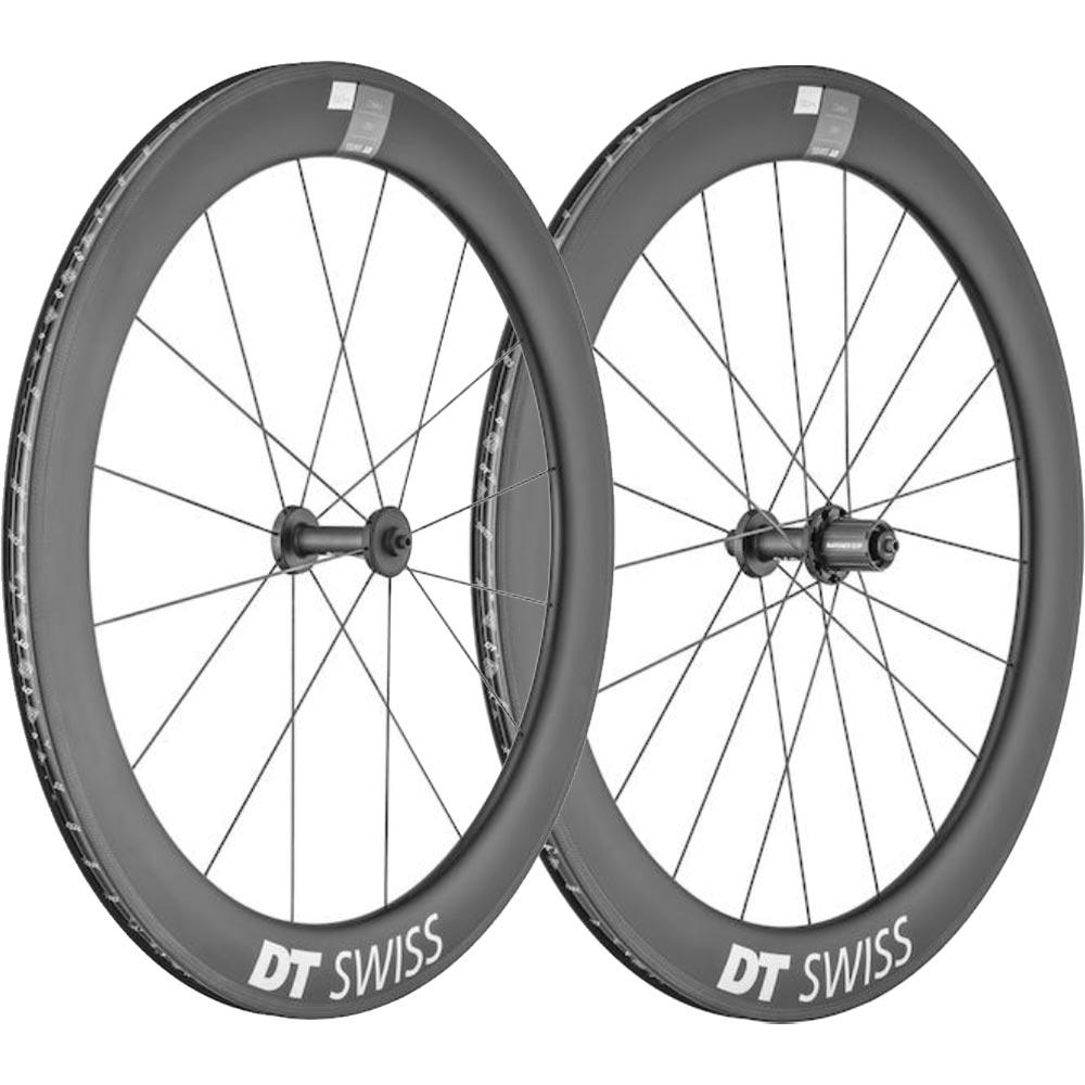 DT Swiss ARC 1400 Dicut 62 RB Laufradsatz Clincher Carbon Mod 2022