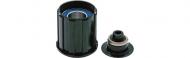 DT Swiss Freilaufkoerper Kit Ratchet Star Ceramic Shimano HG10 | Endanschlag SSP 10x135mm