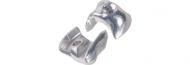 Ritchey Adapter 1 Bold Sattelstuetze 7x9 mm Gestell silber PR13025