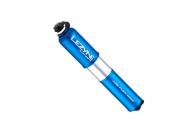 Lezyne CNC Alloy Drive MTB Minipumpe small blau 6,2 Bar