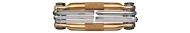 Crank Brothers Multi -5 Tool Miniwerkzeug gold