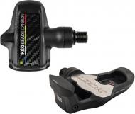 Look Keo Blade Carbon TI Pedale 16/12 Nm incl Keo Grip Platten grau