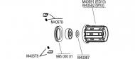 Mavic Lippendichtung Hinterrad fuer FTS-L und FTS-X Freilaufkoerper