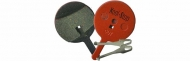 Kool Stop Discbelag Type D-280 organic Avid Ball Bearing 5BB5