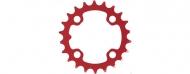 Truvativ Redwin Kettenblatt 22 Zaehne 64 Lochkreis rot