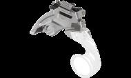 SHIMANO XT Umwerfer FD M750 E-Type Down Pull ohne E-Type Blech