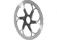 Formula Bremsscheibe zweiteilig schwarz Centerlock 180 mm