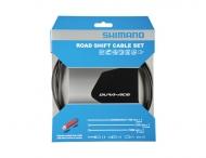 Shimano Dura Ace Schaltzug Set SLR-EV polymer-beschichtet schwarz