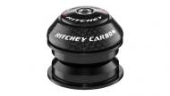 Ritchey WCS Carbon Steuersatz Pressfit 1 1/8 Zoll ZS 44 Kappe 12 mm