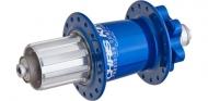 Chris King ISO Disc Hub 32 Loch SSP 10x135 mm blau
