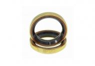 Ritchey WCS Steuersatz Ersatzlager 30.5x41.8x8mm 45 Grad 2 Stueck 1 1/8 Zoll gold IS42