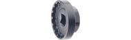 Shimano Werkzeug TL FC 33 Tretlagernuss 1/2 Zoll Hollowtech II