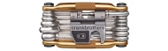 Crank Brothers Multi -19 Tool Miniwerkzeug gold