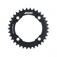 Shimano Zee FC-M640 Kettenblatt 36 Zaehne 104 Lk
