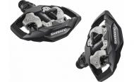 Shimano SLX Trail Pedal PD-M530 incl Cleats SM-SH51 schwarz
