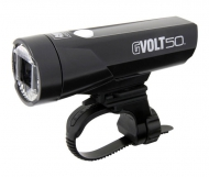 Cat Eye GVolt 50 Pro Frontlampe LED 50 Lux Farbe Schwarz
