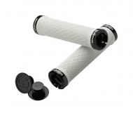 Sram Griffgummi Locking Grips weiss