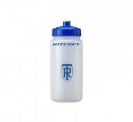 Ritchey Trinkflasche weiss-blau 0,5 Liter