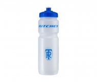 Ritchey Trinkflasche weiss-blau 0,75 Liter