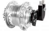 Rohloff Speedhub 500/14 CC DB EX OEM Disc 36 Loch silber