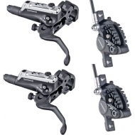 Disc Set Shimano XT Bremse M785B IceTec schwarz