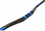 Race Face Next 3/4 Riser 31,8 Lenker 725 mm carbon-blau