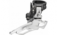 Shimano XT Umwerfer FD-M781AT Down Swing Top Pull 10-3 fach silber
