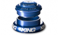 Chris King InSet i7 Steuersatz Mixed Tapered ZS44-EC44 blau