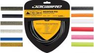Jagwire Mountain Pro Discleitung hydraulisch 300 cm carbon-silber