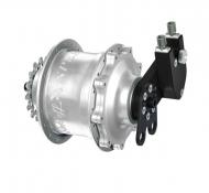 Rohloff Speedhub 500/14 CC EX silber 36 Loch