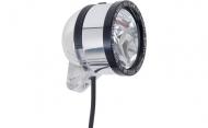 Schmidt Son Edelux II Fahrradlampe silber 60 cm Kabel 90 Lux