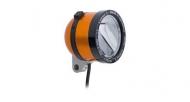 Schmidt Son Edelux II Fahrradlampe orange 140 cm Kabel 90 Lux