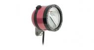 Schmidt Son Edelux II Fahrradlampe pink 140 cm Kabel 90 Lux