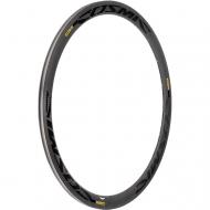 Mavic Cosmic Carbone 40 C Ersatzfelge Hinterrad Clincher Decor black