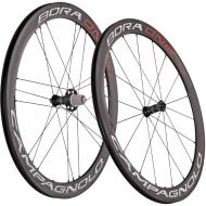 Campagnolo Bora One 50 Laufradsatz Clincher Bright Label Rotor HG11