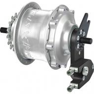 Rohloff Speedhub 500/14 TS EX OEM 2 silber 36 Loch
