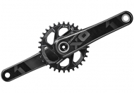 Sram X01 Kurbel GXP Direct Mount 32 Zaehne schwarz 175 mm