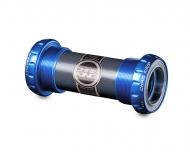 Chris King Innenlager ThreadFit 24 Ceramic BSA blau