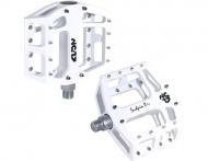NC-17 Sudpin  II CNC Pro Plattform Pedal weiss