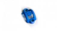 Magura MT Lenkerklemmschelle blau ohne Schrauben