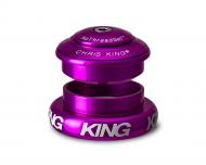 Chris King InSet i7 Steuersatz Mixed Tapered ZS44-EC44 violet
