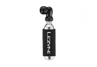 Lezyne CO2 Twin Speed Drive System schwarz