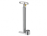 Lezyne CNC Travel Floor Drive Standpumpe silber 11 bar