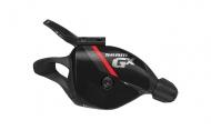 Sram GX Trigger Schalthebel 11 fach rechts schwarz-rot