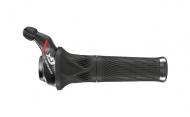 Sram GX Grip Shift Schaltgriff 11 fach schwarz-rot rechts