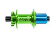 Tune Kong X12 Hinterradnabe 12x142mm HG Rotor 32 Loch froggy-green