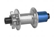 Tune Kong X12 Hinterradnabe 12x142mm HG Rotor 32 Loch silber