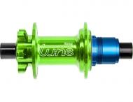 Tune Kong X12 Hinterradnabe 12x142mm XD Rotor 32 Loch froggy green